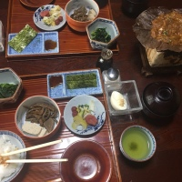 A balanced diet - Teishoku Dining