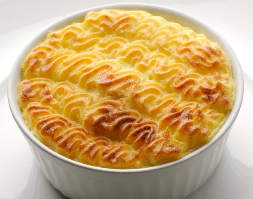 Chef Dominic Chapman's Shepherd Pie